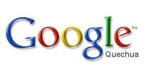 Google en Quechua