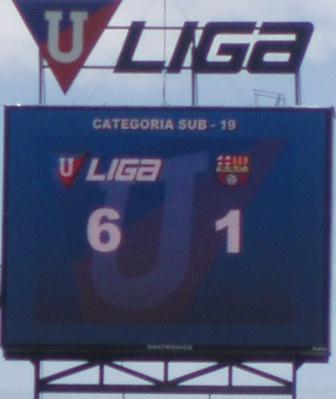 Liga 6 Barcelona 1