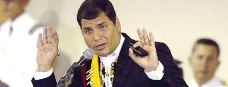 Resultados de Elecciones para Presidente de Ecuador 2009:
