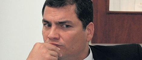 Sr. Presidente Rafael Correa: