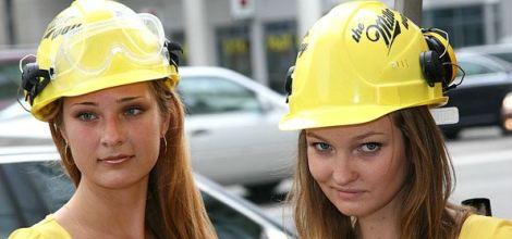 Chicas Trabajando:
