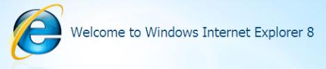 Internet Explorer 8.0 RC 1 Disponible: