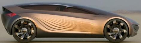 Mazda Nagare: