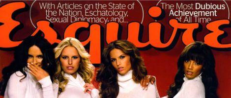 Victoria Secret en Esquire: